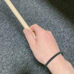 「とりあえずこう握っちゃって! スティックの持ち方」完全初心者向けドラム講座#4